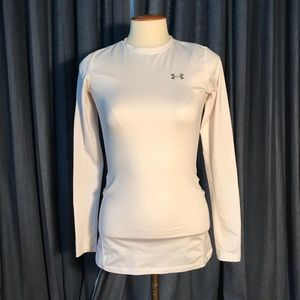 Under armor cold gear fitted long sleeve shirt